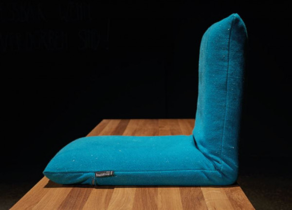 Bullfrog Sitzbank Kissen verstellbar, 49x88 cm