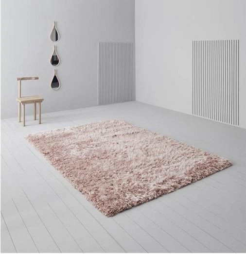 Linie Design Berino Hochflor Teppich